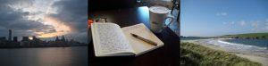Banner Liverpoool, Writing, Shetland