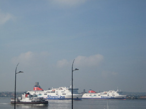 Stena and Mersey ferries