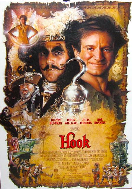 hook movie poster