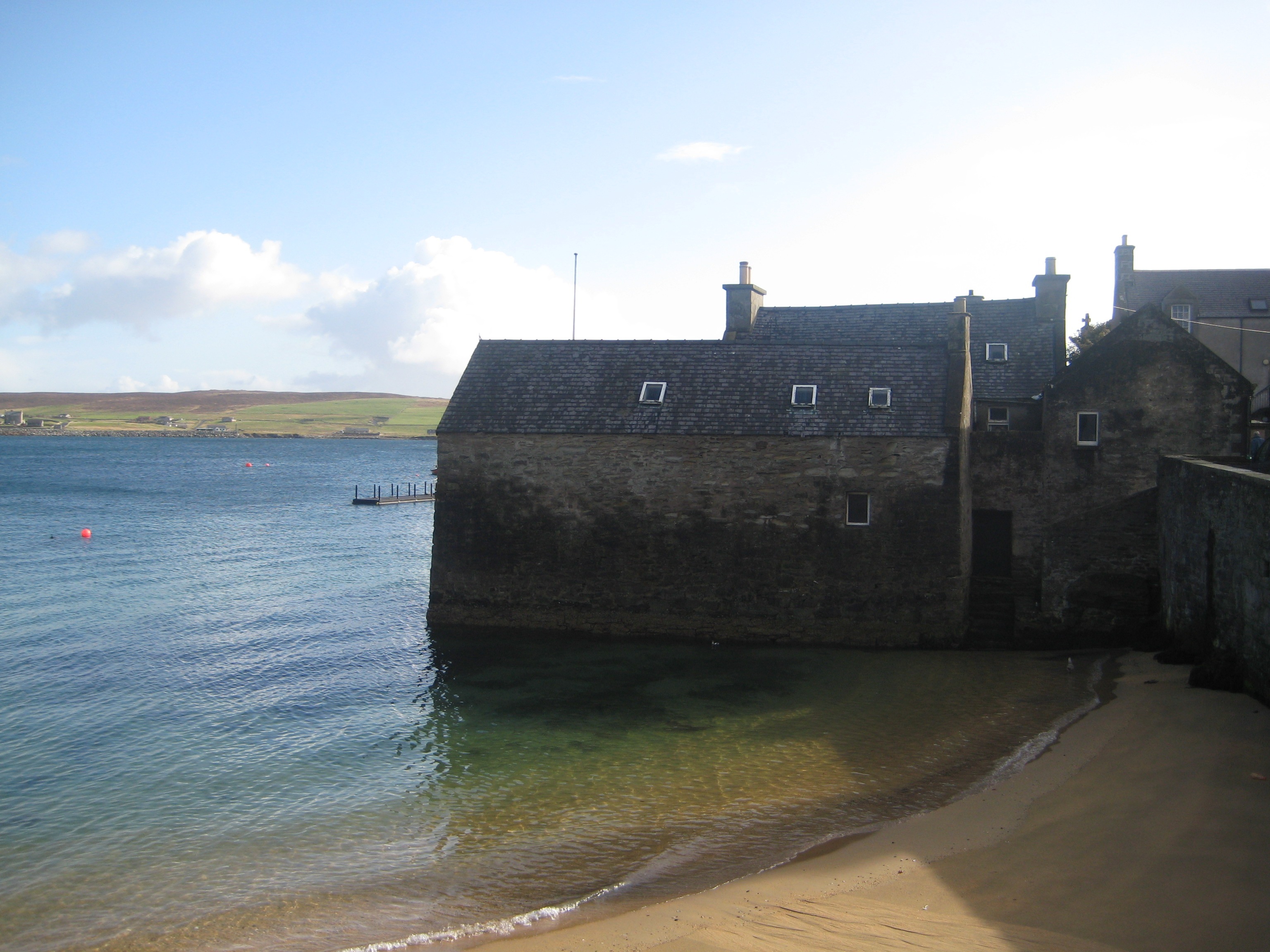 The Lodberries in Lerwick